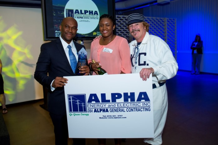 Alpha named 2016 Top 10 Small Businesses of the Year by the Kansas City Chamber of Commerce