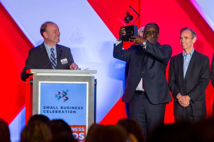 Alpha named 2017 Top 10 Small Businesses of the Year by the Kansas City Chamber of Commerce