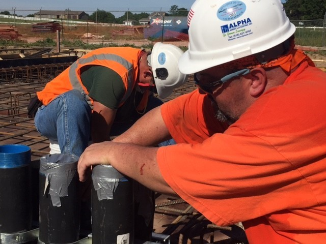 Construction improvements of City of Belton, MO, Wastewater Treatment