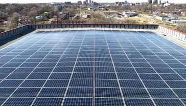 Paseo Academy of the Arts: The Single Largest Solar (Photovoltaic) System in Kansas City