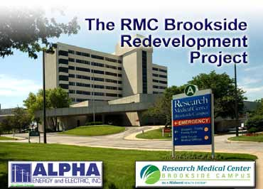 The RMC Brookside Redevelopment Project