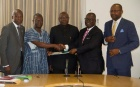 Alpha Energy & Electric, Inc. Signs MoU with SADA, Ghana Government